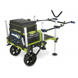Kit chariot Superbox 2 wheel transporter - Matrix