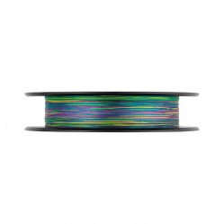 Tresse J-Braid x4 brins 1500m Multicolor - Daiwa