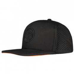 Casquette Lazer SnapBack Black/Orange - Guru