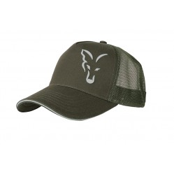 Casquette Green & Silver Trucker Cap - Fox