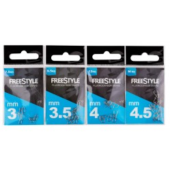 Agraphes Freestyle Snaps Fluorocarbon - Spro