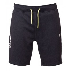 Short Minimal Black Marl Jogger Short - Matrix