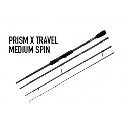 Canne Prism X Travel Medium Spin 15-35g - Fox Rage