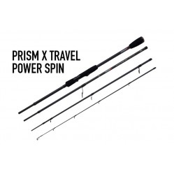 Canne Prism X Travel Power Spin 15-50g - Fox Rage