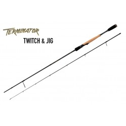 Canne Terminator Twitch & Jig 3-14 g - Fox Rage